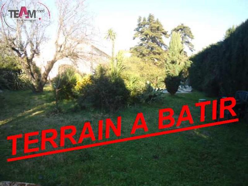 Vente terrain de 450 m2 34770 gigean 5242 terrain for Code postal gigean